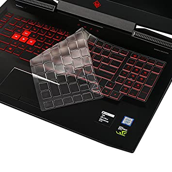 Amazon.com: Bodu Ultra Thin Keyboard Cover Protective Skin for 17.3