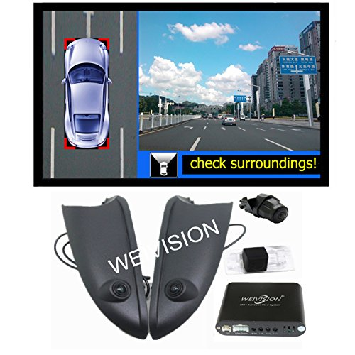 Weivision 360 Bird View Car Dvr Record Surround View