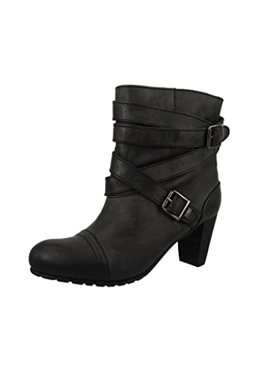 8df9541760a36 Bottes Levis Sexy Noir Regular Black 217733-700-59, Größe Schuhe Damen