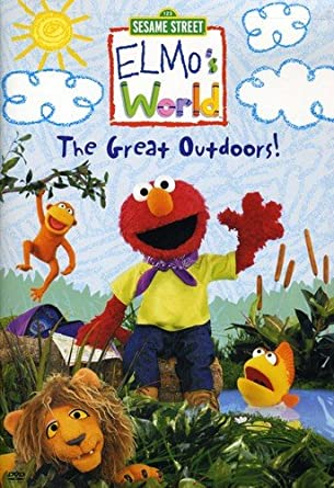 Amazon Com Elmo S World The Great Outdoors Carlo Alban