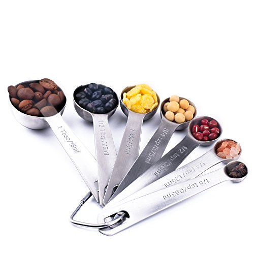 8 Piece Measuring Spoon - 2