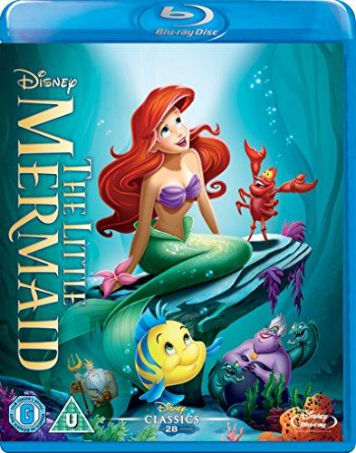 Adventures Little Mermaid (Little Mermaid[Region Free] [UK Import] [Blu-ray])