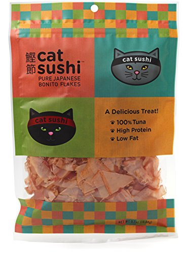 Complete Natural Nutrition CSC-01-070 Cat Sushi Classic Cut Bonito Flakes, 0.7 oz