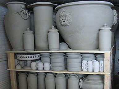 Applique tegola da interno e da esterno in ceramica artistica di