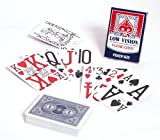 Low Vision Playing Cards - Blue