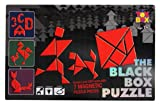 toyztrend creative the black box magnetic tangram puzzle to enhance imagination and thinking skills of kids