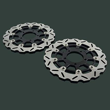 FidgetGear - Discos de Freno flotantes Delanteros para ...