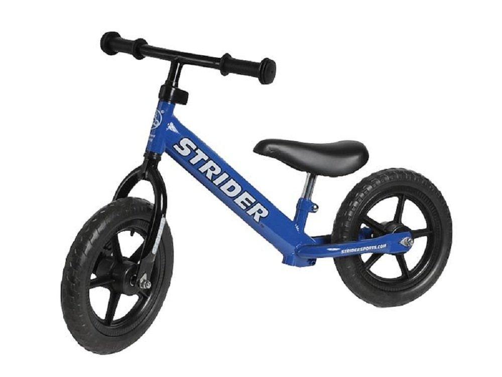 Strider ST-2 PREbike Balance Running Bike (Blue) by Strider