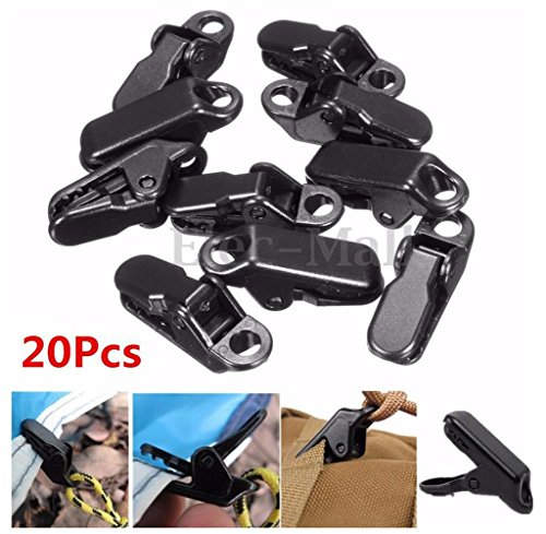 20pcs-Small-Clamp-Tarp-Awning-Clamp-Set-Tarp-Clips-Black-Trap-Clips-Jaw-Tent-Snaps-Camping-Clamp-Clips-Tent-Tighten-For-Outdoors
