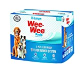 Four Paws Wee-Wee Extra Large Puppy Pads, 75 Ct