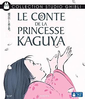 Le Conte De La Princesse Kaguya Blu Ray Amazon Fr Blu