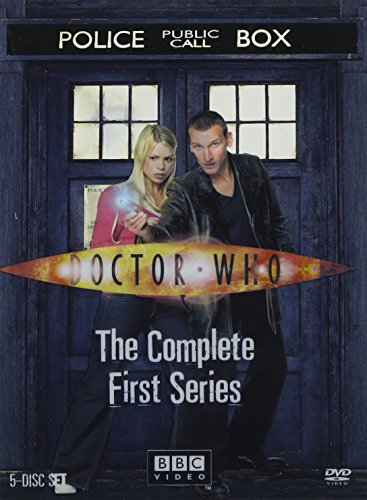 doctor who season 2 dvd - 5