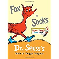 Fox in Socks: Dr. Seuss's Book of Tongue Tanglers (Bright & Early Board Books...