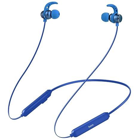 Auriculares Inalámbrico sin Cable Bluetooth 4.2 Correr Deportivo con Micrófono Cascos Headphones Impermeable IPX4 Manos Libre