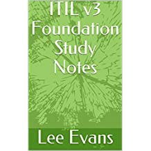 ITIL v3 Foundation Study Notes
