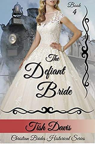 book cover of The Defiant Bride