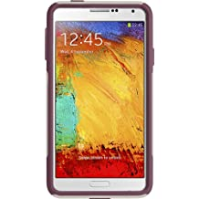 OtterBox Commuter Series Case for Samsung Galaxy Note 3 - Retail Packaging - White/ Purple