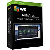 Image of AVG  Antivirus 2017, 3 PCs, 2 Years, key card