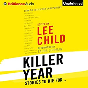 Killer Year Audiobook