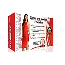 Z-COMFORT The Best Volcanic Clay Body Wraps for Weight Loss, Organic Detox, Red