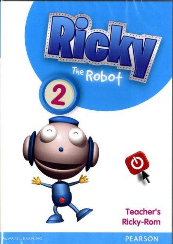 Read Online Ricky The Robot 2 Active Teach pdf epub