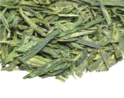 Premium Dragon Well Tea / Long Jing Green Tea Chinese Tea Loose Leaf Tea -3.5 Oz/100g