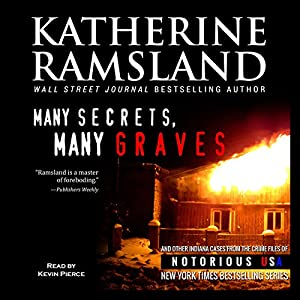 Many Secrets, Many Graves Audiobook