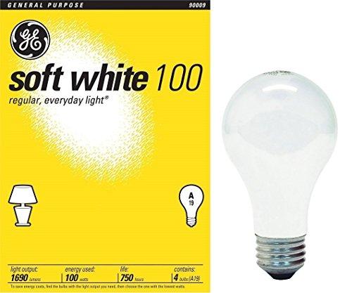 100watt incandescent light bulbs - 2