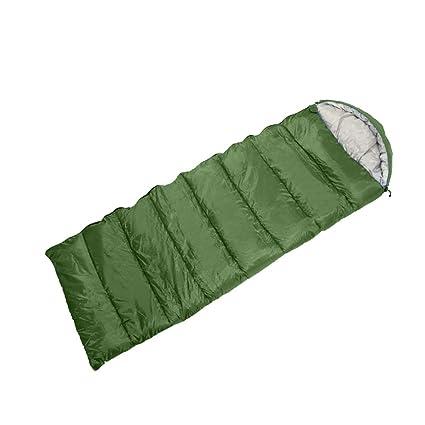 Saco de dormir LCSHAN Poliéster Multifuncional Engrosamiento Impermeable al Aire Libre Viaje Adulto al Aire Libre