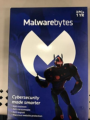 Malwarebytes Anti Malware Premium 3 0 2016   3 Pcs