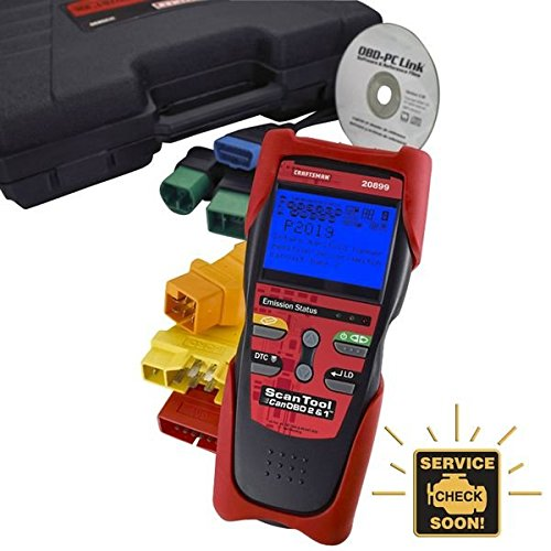 Craftsman CanOBD2 Software Optional Solutions product image