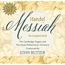 Messiah The Complete Work