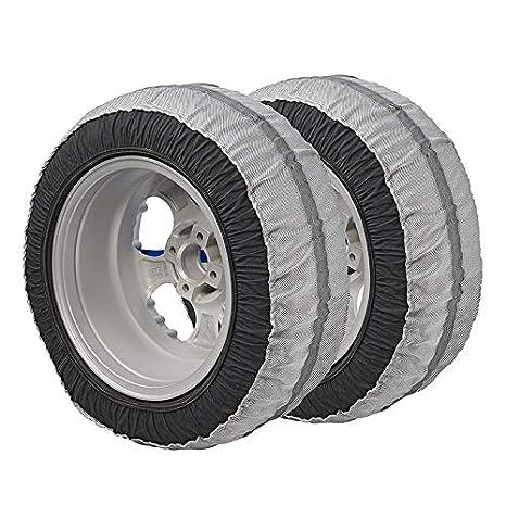 Trendy 40-M Funda de Tela para Nieve y Hielo Neumáticos de Turismo, Furgoneta, 4 x 7: Amazon.es: Coche y moto