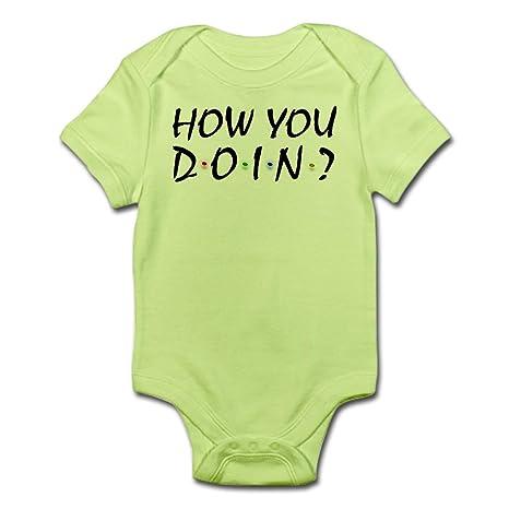 2a710c15271b Amazon.com  CafePress Friends TV Show Infant Bodysuit Baby Bodysuit ...