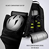 OutdoorMaster Ski Boot Bag Lynx - Ski and Snowboard