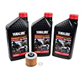 Tusk 4-Stroke Oil Change Kit Yamalube All Purpose