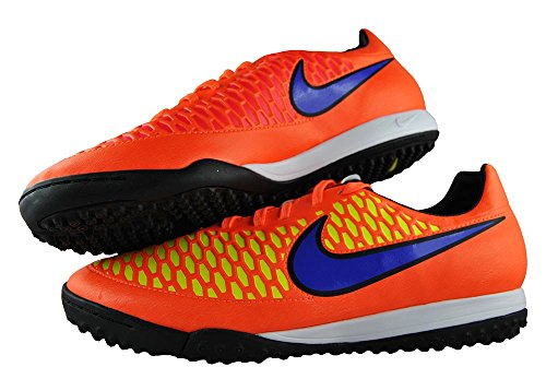 Nike - Botas de fútbol para hombre orange - yellow - pink - purple