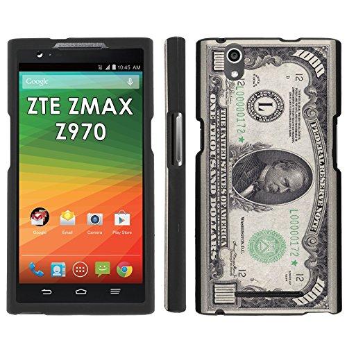 Thousand Dollar Bill Mobiflare Zte Zmax Z970 Slim Guard
