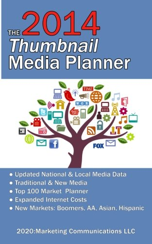 2014 Thumbnail Media Planner: Advertising Rates & Data [Mr Ronald D Geskey Sr] (Tapa Blanda)
