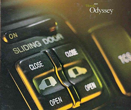 (2001 Honda Odyssey Sales)