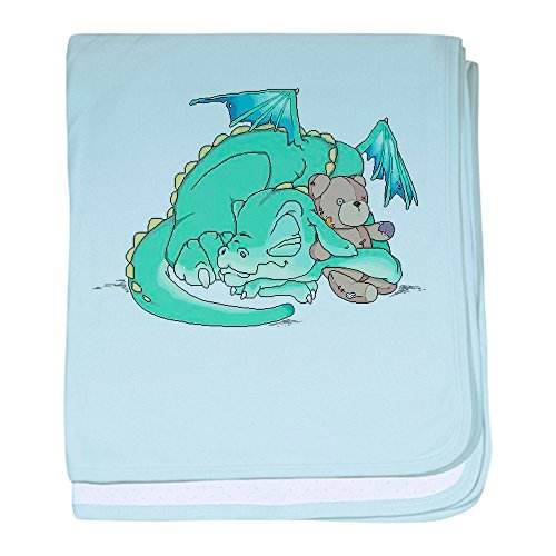 CafePress Baby Dragon Baby Blanket, Super Soft Newborn ()