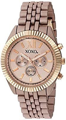 XOXO Women's Quartz Metal and Alloy Automatic Watch, Color:Rose Gold-Toned (Model: XO251)