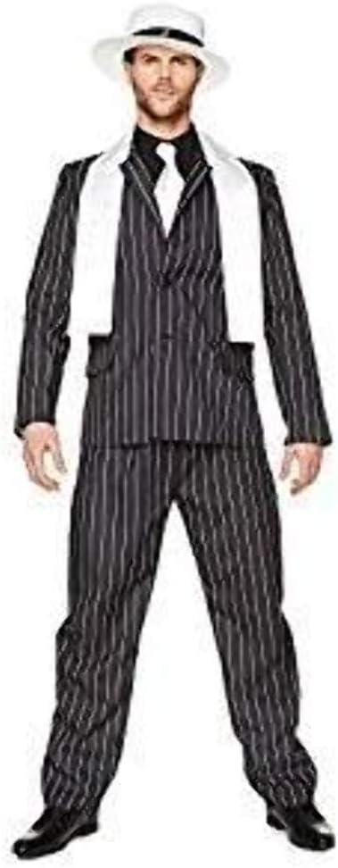 Karnival Costumes Disfraz de Mafia de gandster Boss para Hombre de ...