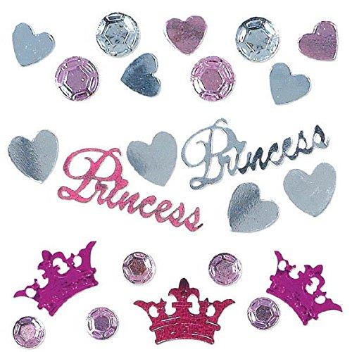 Pretty Princess Confetti | 1.2 oz. | Party Decor]()