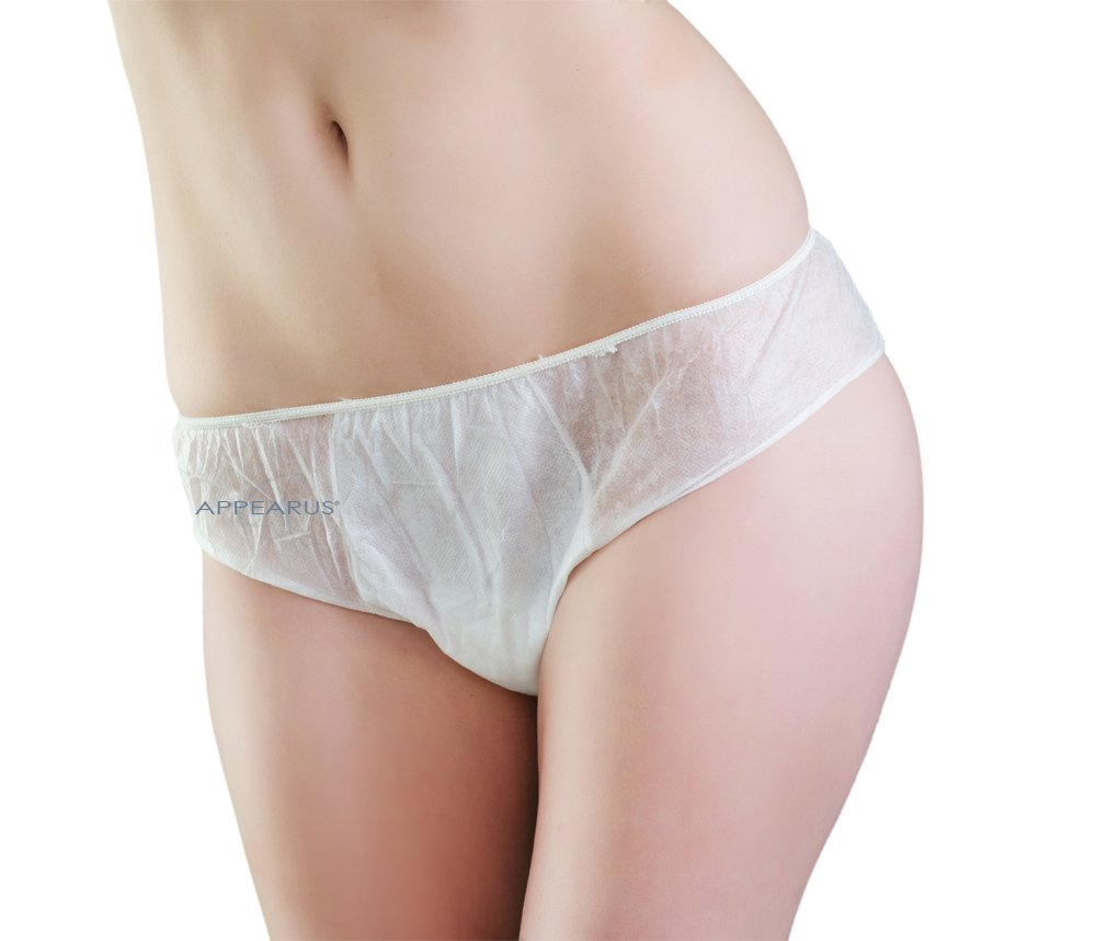 0798675f3d6f5b Amazon.com  Womens Disposable Panties