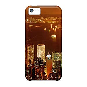 New Arrival City O Life Hong Kong Other For Iphone 5c Cases Covers