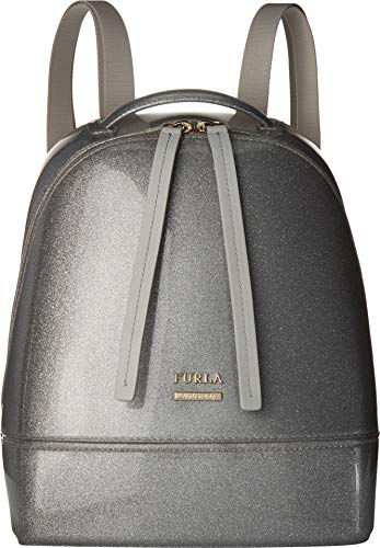 Furla Women's Candy Cake Small Backpack Color Silver for sale  Delivered anywhere in USA