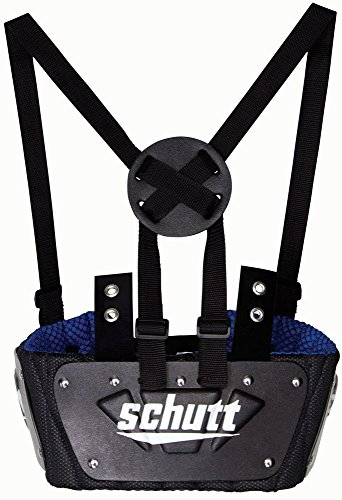 Schutt Rib Protector Ventilated Youth L Neon Blue/BK (Youth Schutt Football Rib)