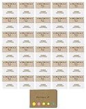 Uni Mechanical Pencil Eraser Refills (SKS), 30-pack, Sticky Notes Value Set