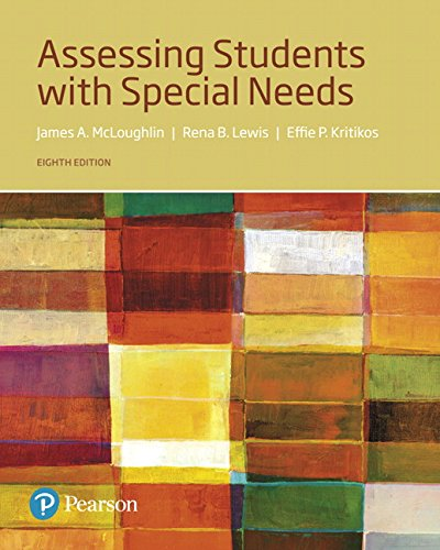 Assessing Students with Special Needs, with Enhanced Pearson eText -- Access Card Package (8th Edition) (What's New in Special Education)